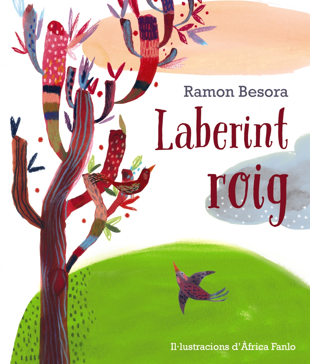 Laberint roig - Ramon  Besora