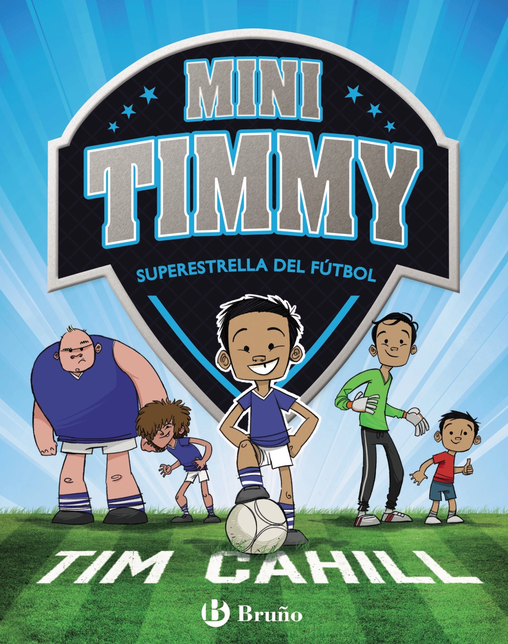 Mini Timmy - Superestrella del fútbol - Tim  Cahill